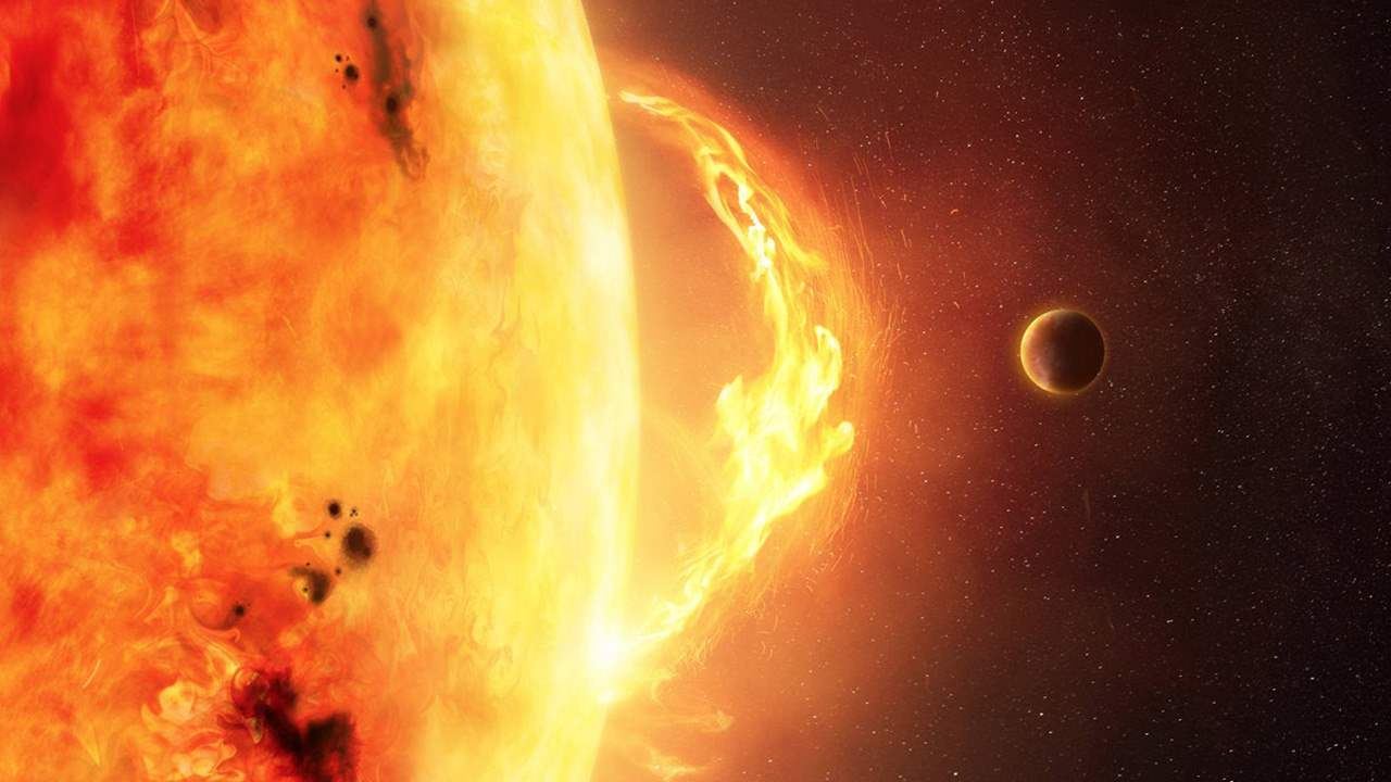 Could a bad solar storm cause the end of the internet world?