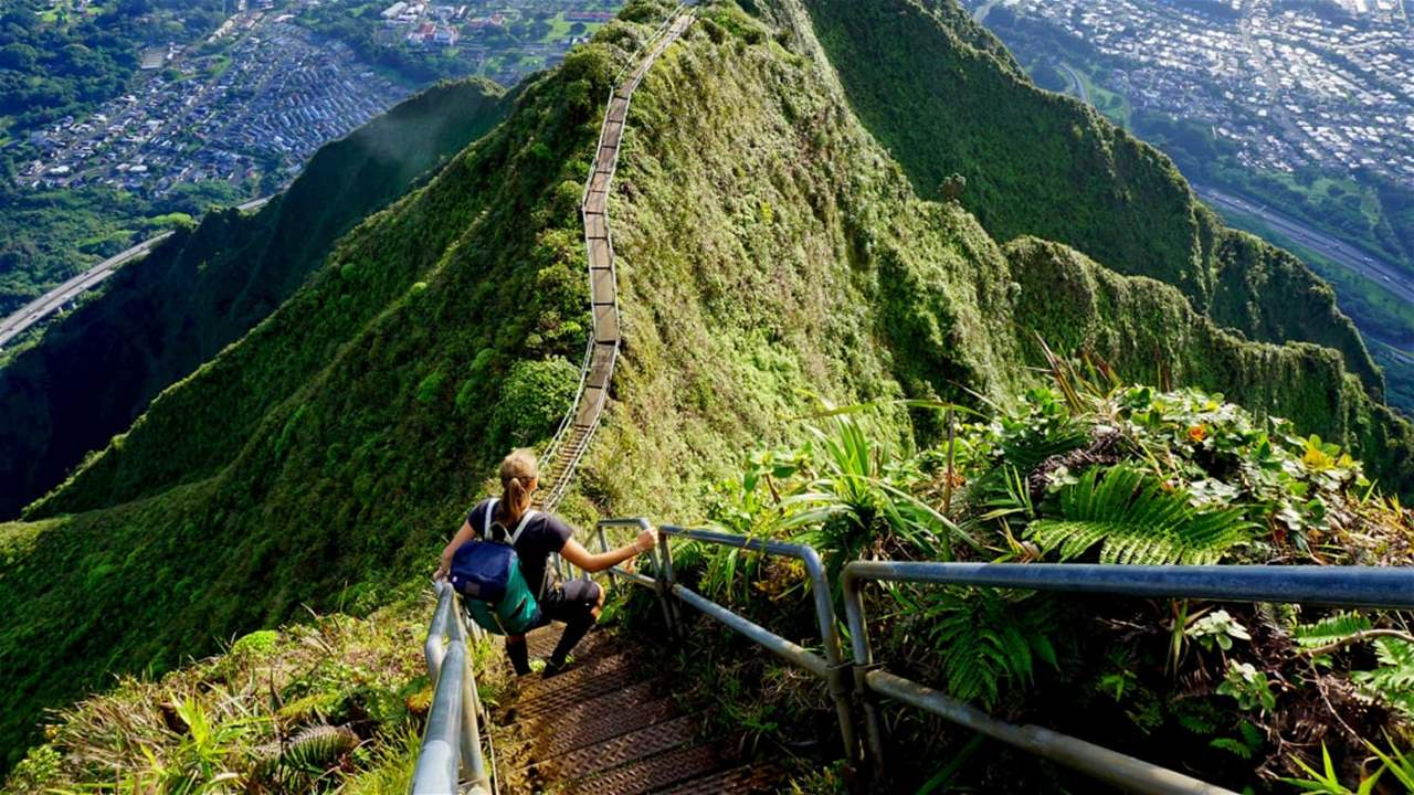 Hawaii's famous Haiku Stairs will likely be removed