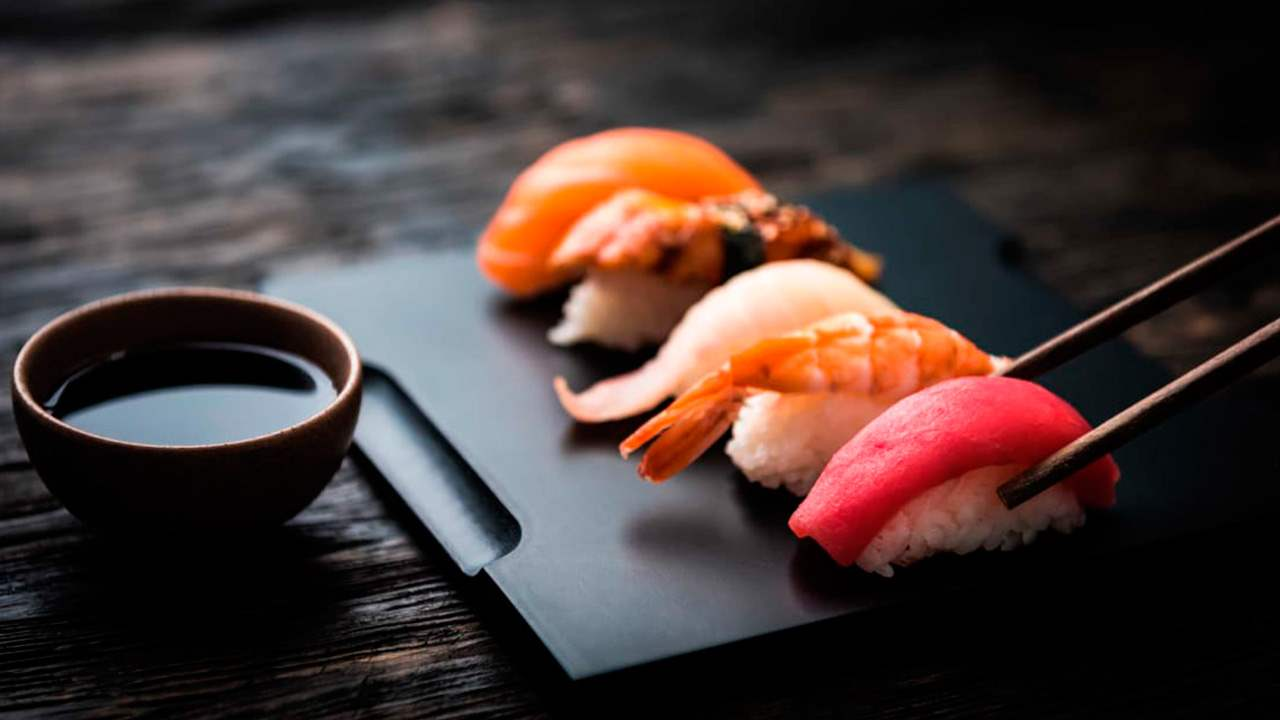Tips on how to east and order sushi! We've been doing it all wrong!