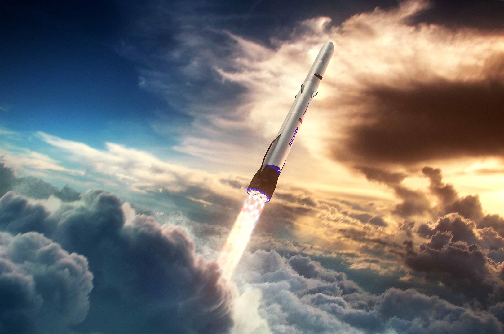 Jeff Bezos offers NASA $2bn to get moon mission contract