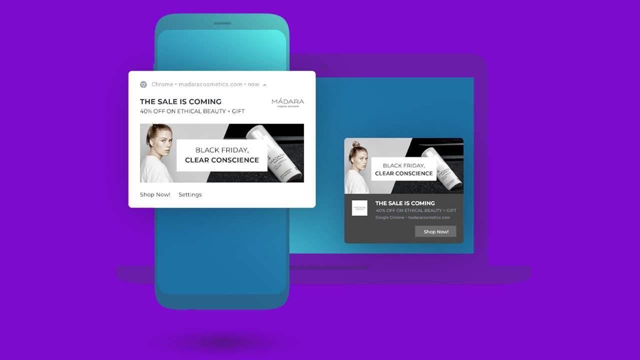 Amazing ways to improve your blogs using web push notifications