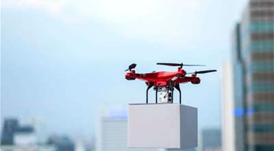 Abu Dhabi: Drones to supply and transport medical supplies between health facilities