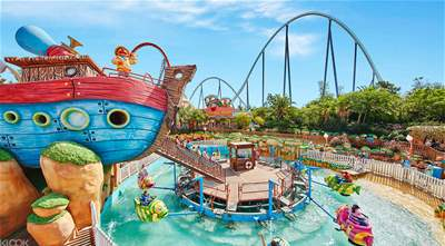 Experience the awesome PortAventura waterpark in Europe!