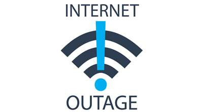 Huge Internet Outage, Some Of World's Biggest Sites Go Down