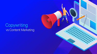 Content marketing vs. Copywriting... What are the differences?