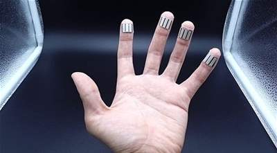 Scientists develop wearable device to enable you to charge your phone with finger sweat