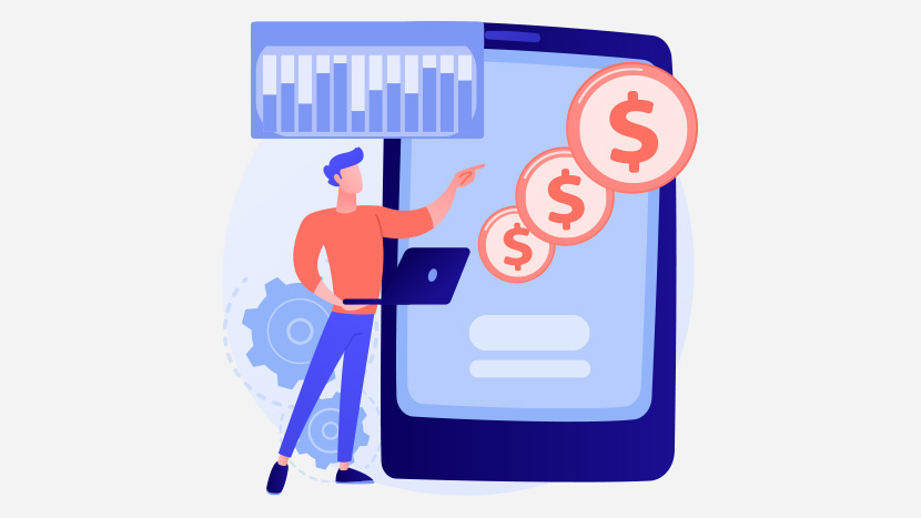 making profit in creating a website