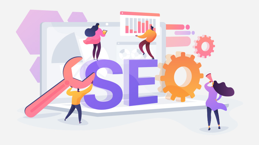search engine optimization for your website
