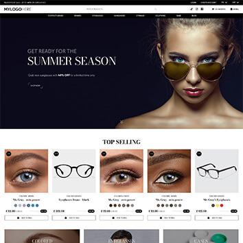 Contact Lenses & Glasses