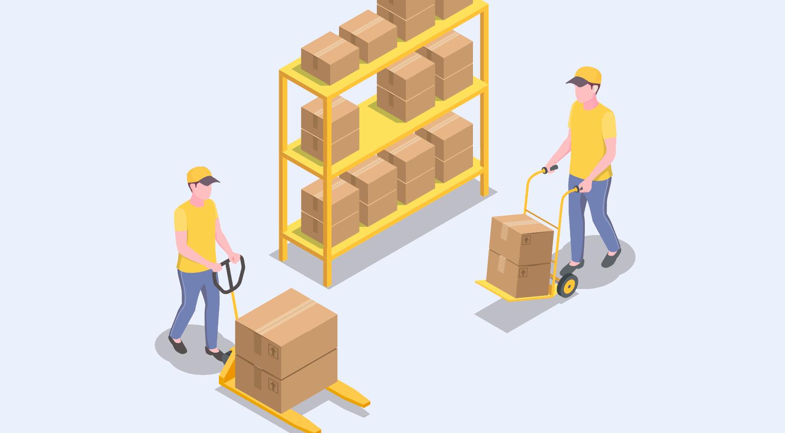 Inventory & Instock Control